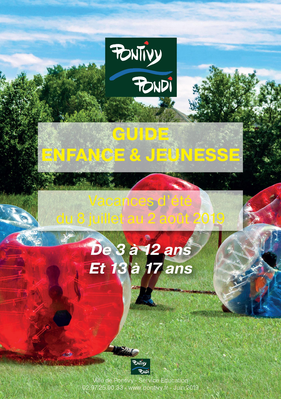 Programme du Centre de Loisirs – Juillet 2019