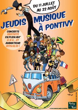Programme des Jeudis Musique 2019