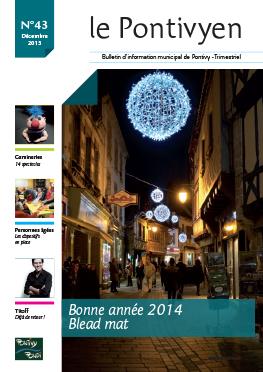 Le Pontivyen n°43 – Décembre 2013