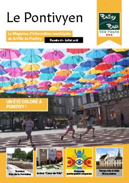 Le Pontivyen n°61 – Juillet 2018