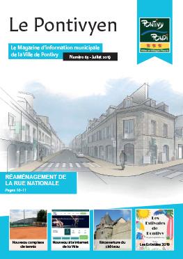 Le Pontivyen n°65 – Juillet 2019
