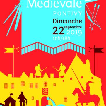 Dimanche 22 septembre : Journée médiévale dans les douves du château des Rohan!