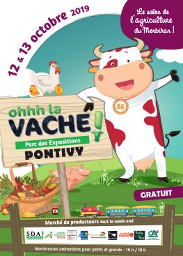 Salon Ohhh la Vache !
