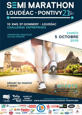 Semi-Marathon Loudéac-Pontivy