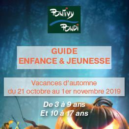 Le programme des vacances d'automne du Centre de Loisirs