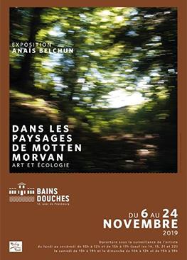 Exposition aux Bains Douches – Anaïs Belchun