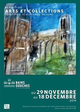 Exposition aux Bains Douches – Arts et Collections