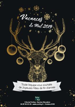 Programme du Centre de Loisirs – Décembre 2019