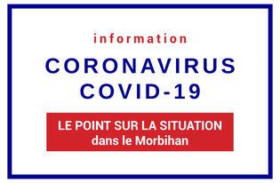 Coronavirus – Un premier foyer identifié dans le département du Morbihan