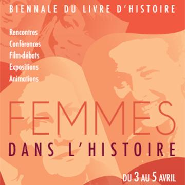 Annulation du salon «Biennale du Livre d'Histoire» les 4 et 5 avril 2020