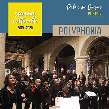 Annulation du spectacle de Polyphonia – jeudi 19 mars 2020