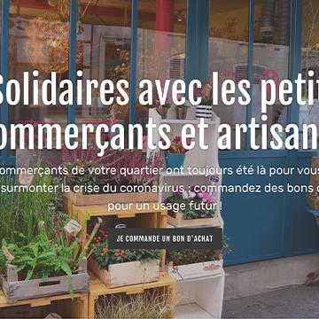 Plateforme soutien-commercants-artisants.fr