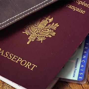 COVID-19 : Cartes d'identité et passeports