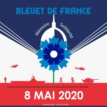 Cérémonie patriotique – 8 mai 2020