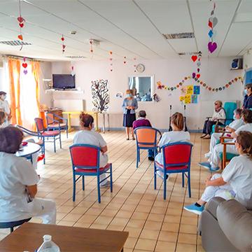 Réouverture des EHPAD aux visites