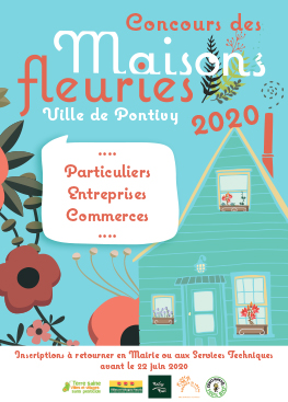 Inscriptions concours des Maisons Fleuries 2020