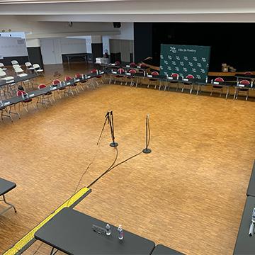 REPLAY – Conseil Municipal de Pontivy – 15 juillet 2020