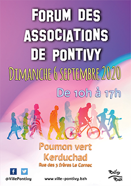 Programme du Forum des associations 2020