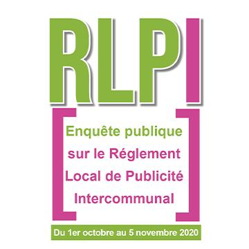 RLPI : enquête publique, du 1er octobre au 5 novembre 2020