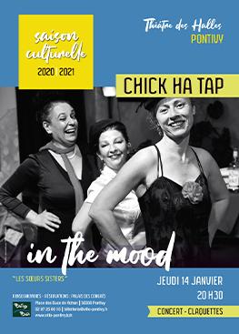 Concert, Claquettes : Chick Ha Tap