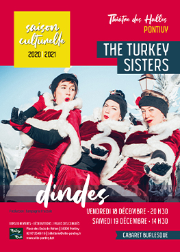 Cabaret Burlesque : The Turkey Sisters