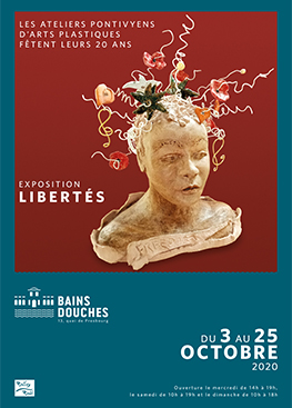 Bains Douches : Exposition Libertés