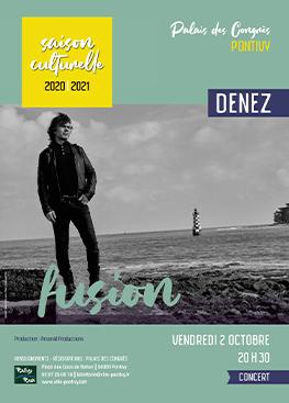 Concert : Denez Prigent