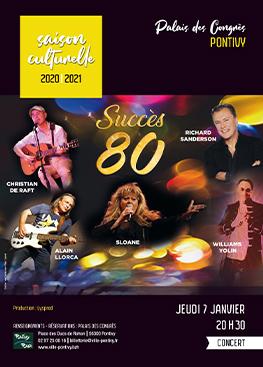 Concert : Succès 80
