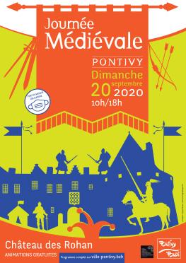 Programme journées européennes du patrimoine et journée médiévale