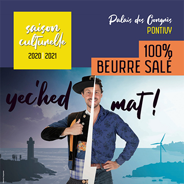 100% beurre salé de Simon Cojean