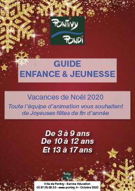 Programme du Centre de Loisirs – Décembre 2020
