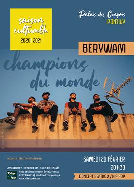 Concert : Berywam