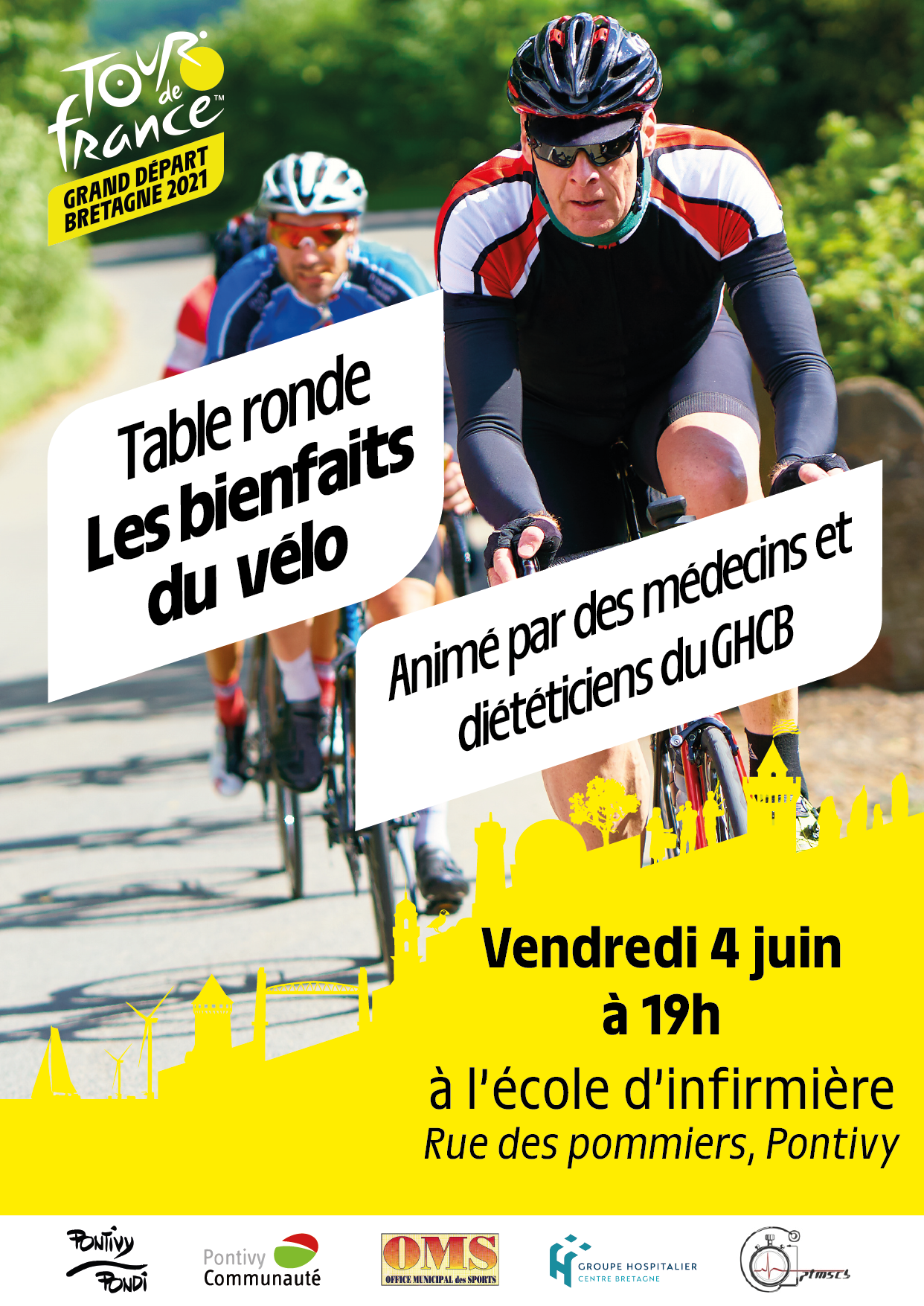 Table ronde Sport et Santé : Les bienfaits du vélo