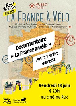 Avant-première «La France à vélo»