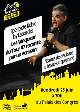 Robic by Laborde : le vainqueur du Tour 47