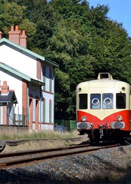 Napoléon Express : Train spécial Jean Robic
