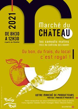 Marché du Château