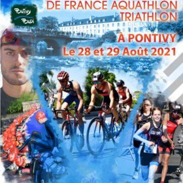 Championnats de France d'Aquathlon et de Triathlon